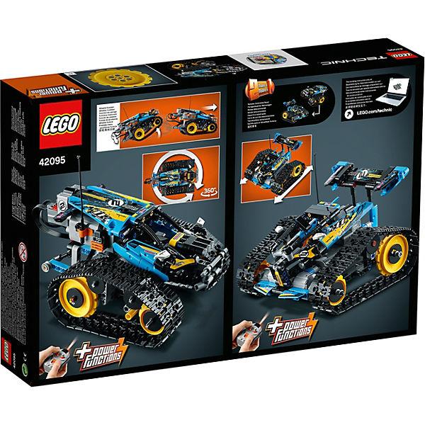 Конструктор LEGO Technic 42095: Скоростной вездеход с ДУ