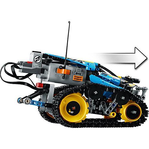 Конструктор LEGO Technic 42095: Скоростной вездеход с ДУ от LEGO