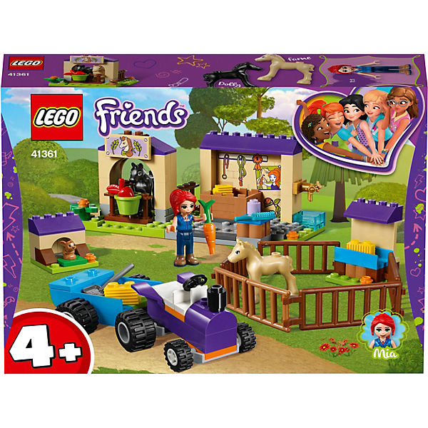 Lego 41361 Friends Mias Fohlenstall Lego Friends
