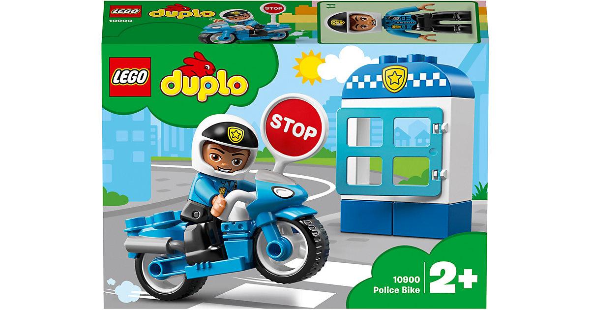 LEGO® DUPLO® 10900 Polizeimotorrad bunt