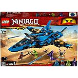 Конструктор LEGO Ninjago 70668: Штормовой истребитель Джея