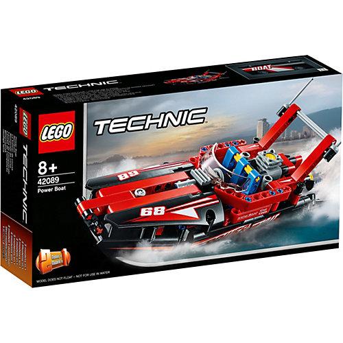 Конструктор LEGO Technic 42089: Моторная лодка от LEGO