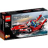Конструктор LEGO Technic 42089: Моторная лодка