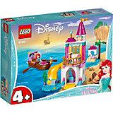 Конструктор LEGO Disney Princess 41160: Морской замок Ариэль