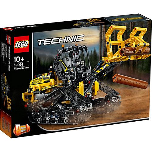 Конструктор LEGO Technic 42094: Гусеничный погрузчик от LEGO