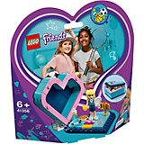 Конструктор LEGO Friends 41356: Шкатулка-сердечко Стефани