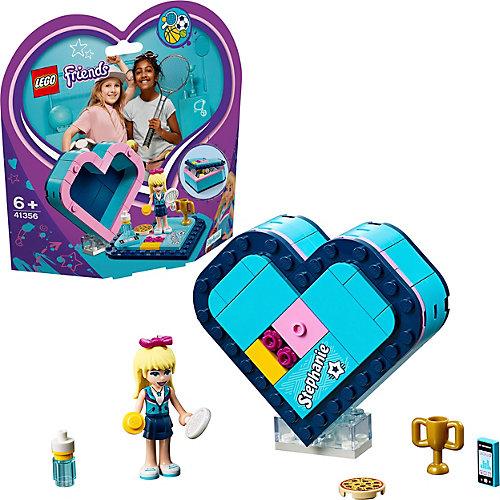 Конструктор LEGO Friends 41356: Шкатулка-сердечко Стефани от LEGO
