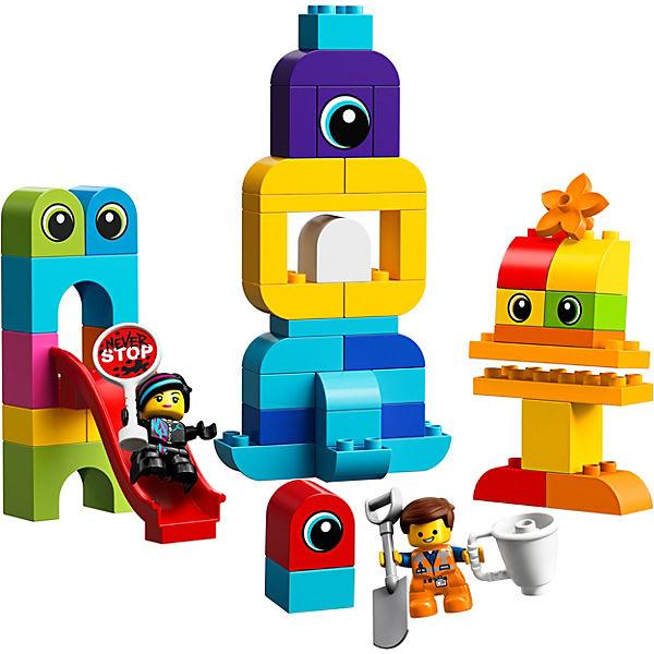 Конструктор LEGO DUPLO LEGO Movie 2 10895: Пришельцы с планеты