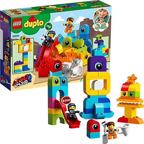 Конструктор LEGO DUPLO LEGO Movie 2 10895: Пришельцы с планеты от LEGO