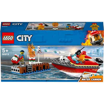 Lego 60164 City Rettungsflugzeug Lego City Mytoys