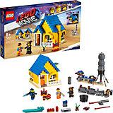 LEGO Movie Дом мечты / Спасательная ракета Эммета! 70831