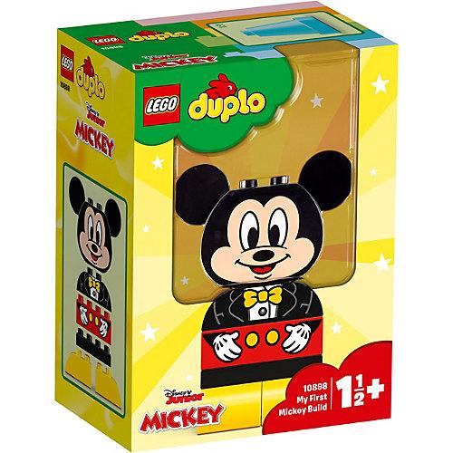 Конструктор LEGO DUPLO Disney 10897: Мой первый Микки от LEGO