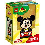Конструктор LEGO DUPLO Disney 10897: Мой первый Микки