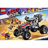 LEGO Movie Побег Эммета и Дикарки на багги 70829
