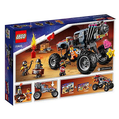 LEGO Movie Побег Эммета и Дикарки на багги 70829 от LEGO