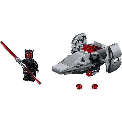 Конструктор LEGO Star Wars 75224: Микрофайтеры: Корабль-лазутчик ситхов от LEGO