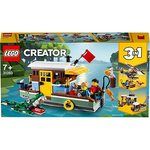Lego 31093 Classics Hausboot Lego Creator Mytoys