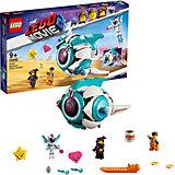 Конструктор LEGO Movie 70830: Падруженский Звездолёт Мими Катавасии