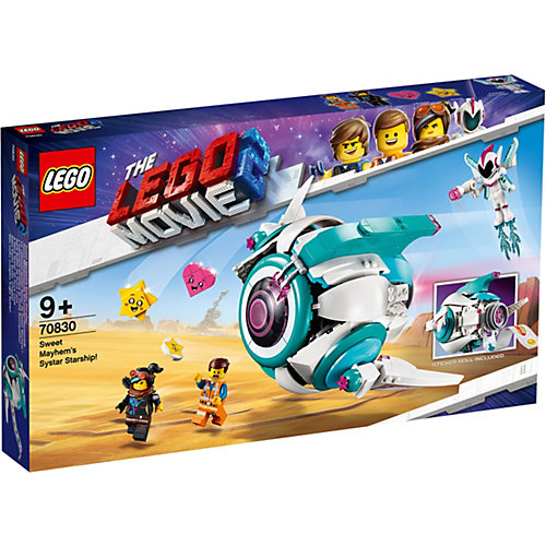Конструктор LEGO Movie 70830: Падруженский Звездолёт Мими Катавасии от LEGO