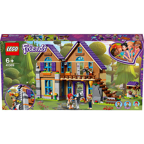 LEGO 41369 Friends: Mias Haus mit Pferd, LEGO Friends