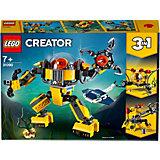 Конструктор LEGO Creator 31090: Робот для подводных исследований