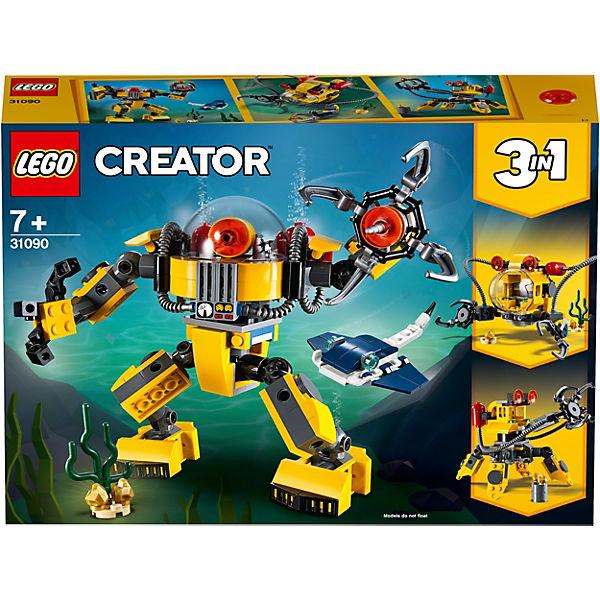 LEGO 31090 Creator Classics: Unterwasser-Roboter, LEGO Creator 31090 e45f3d