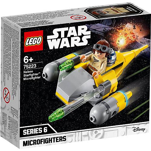 Конструктор LEGO Star Wars 75223: Микрофайтеры: Истребитель с планеты Набу от LEGO