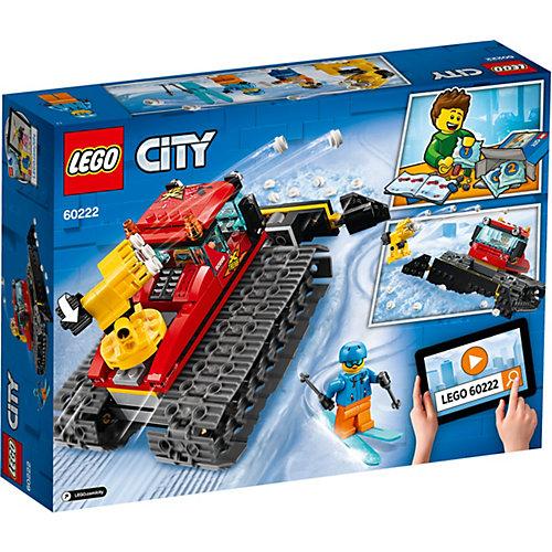 "Конструктор LEGO City ""Снегоуборочная машина"", арт 60222 от LEGO"
