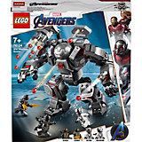 Конструктор LEGO Super Heroes 76124: Воитель