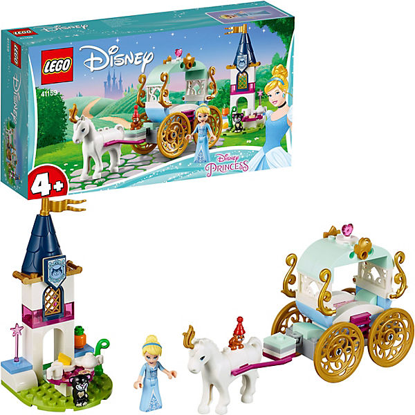 Конструктор LEGO Disney Princess 41159: Карета Золушки