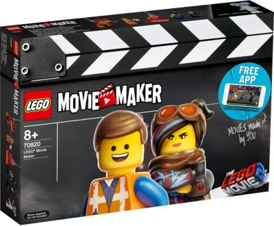 Конструктор LEGO Movie 70820: Набор кинорежиссёра LEGO