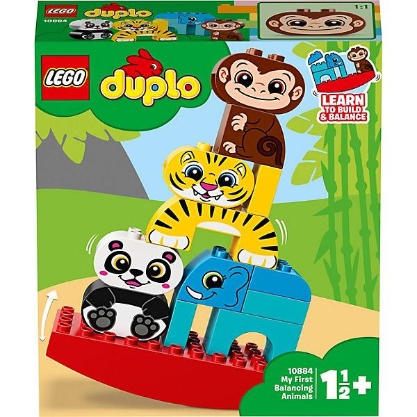 LEGO 10884 DUPLO: Meine erste Wippe mit Tieren, LEGO DUPLO