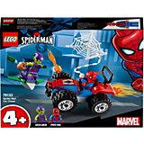 Конструктор LEGO Super Heroes 76133: Автомобильная погоня Человека-паука