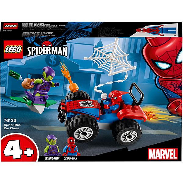 LEGO 76133 Super Heroes: Spider-Man Verfolgungsjagd, LEGO Super Heroes