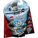 Конструктор LEGO Ninjago 70661: Зейн: мастер Кружитцу