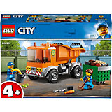 Конструктор LEGO City Great Vehicles 60220: Мусоровоз