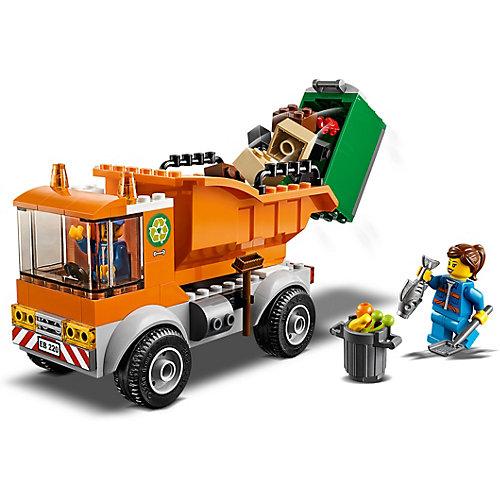 """Конструктор LEGO City """"Мусоровоз"""", арт 60220 от LEGO"""