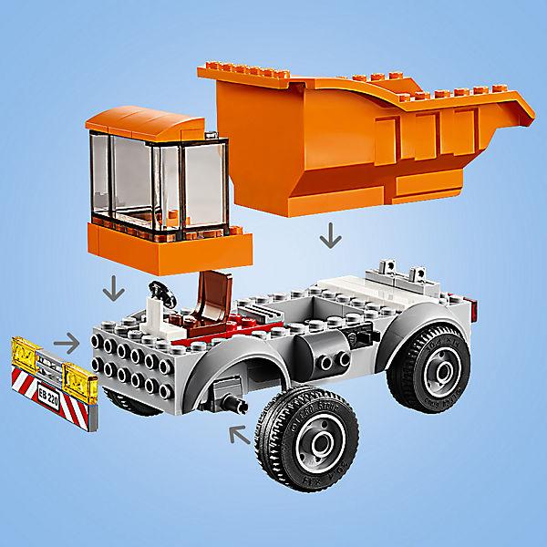 Конструктор LEGO City Great Vehicles 60220: Мусоровоз