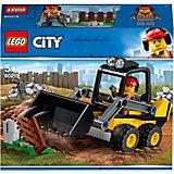 Конструктор LEGO City Great Vehicles 60219: Строительный погрузчик