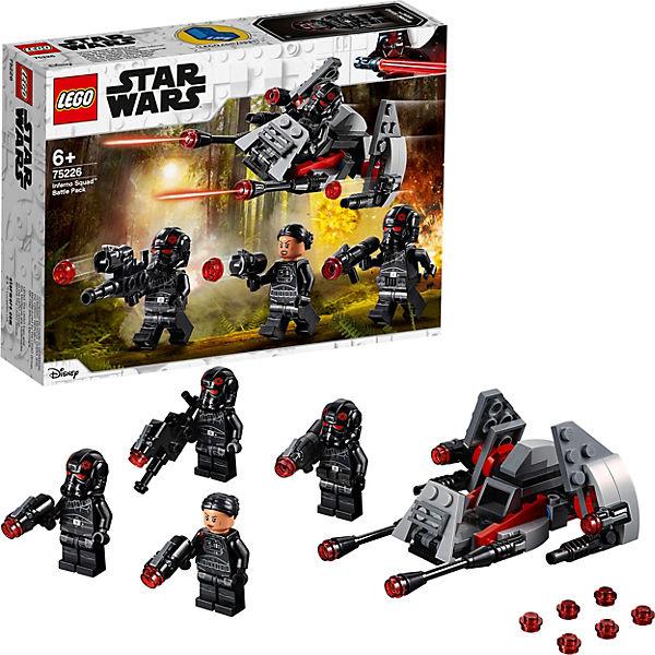"""Конструктор LEGO Star Wars 75226: Боевой набор отряда """"Инферно"""""""