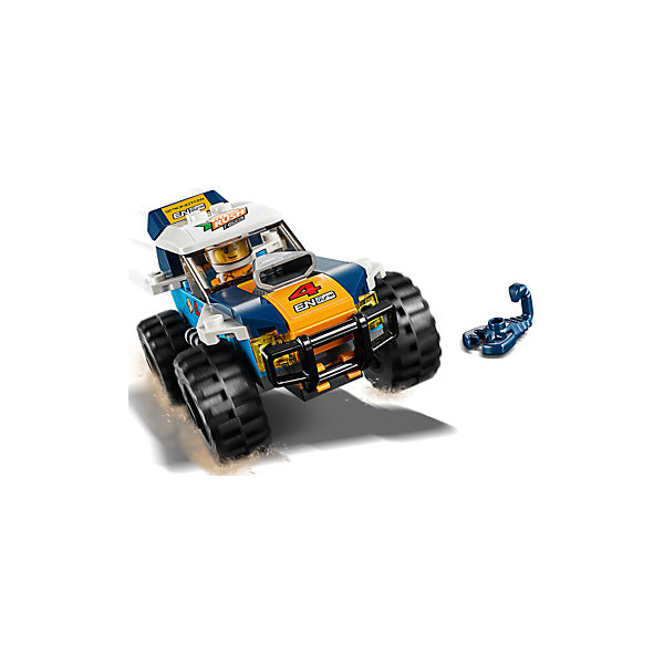 LEGO 60218 City: City Wüsten-Rennwagen, LEGO City City: 5e75d0