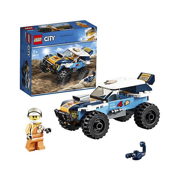 Конструктор LEGO City Great Vehicles 60218: Участник гонки в пустыне