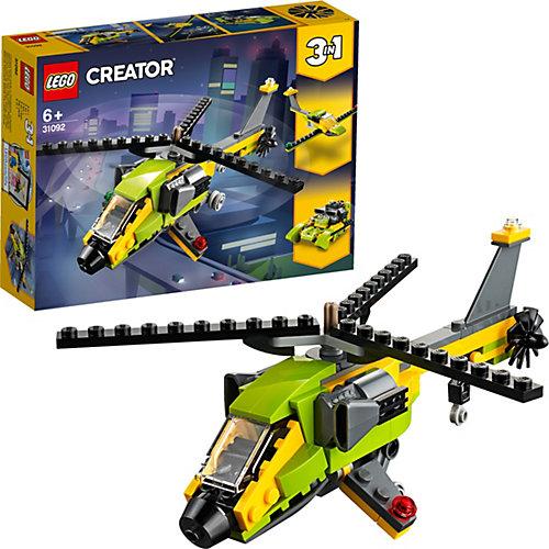 Конструктор LEGO Creator 31092: Приключения на вертолёте от LEGO