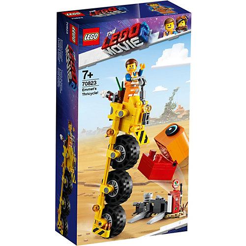 LEGO Movie Трехколёсный велосипед Эммета! 70823 от LEGO