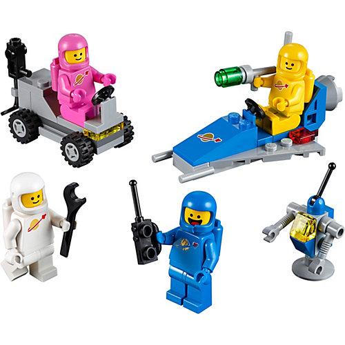 Конструктор LEGO Movie 70841: Космический отряд Бенни от LEGO