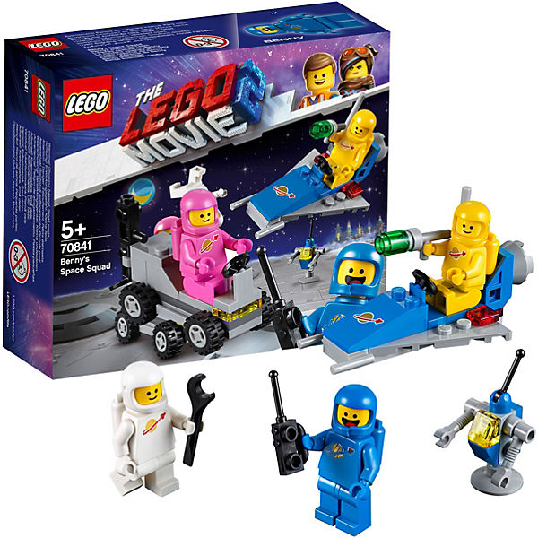 Конструктор LEGO Movie 70841: Космический отряд Бенни