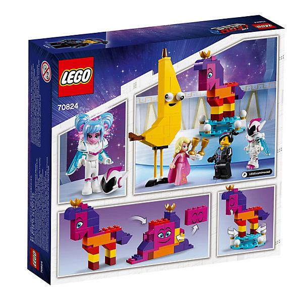 Конструктор LEGO Movie 70824: Познакомьтесь с королевой Многоликой Прекрасной