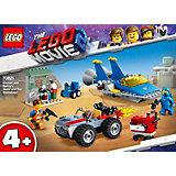 LEGO Movie Мастерская «Строим и чиним» Эммета и Бенни! 70821