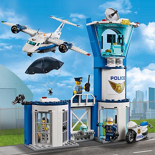 Воздушная полиция: авиабаза от LEGO