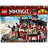 Конструктор LEGO Ninjago 70670: Монастырь Кружитцу